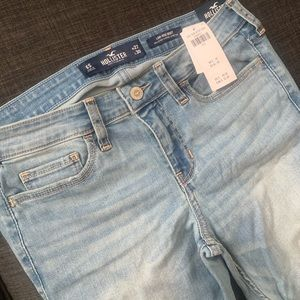 Hollister brand new jeans